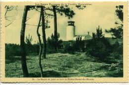 85 NOTRE-DAME DE MONTS ++ Le Moulin De Jodet En Forêt De ... ++ - Sonstige Gemeinden