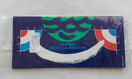 Timbres - TUNNEL SOUS LA MANCHE - Bloc Souvenir (neuf Sous Blister) - 1994 - Blocs Souvenir