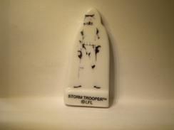 Fève.Star Wars .Storm Trooper   Fèves, Fève Ancienne.   (TPL4.2) - Cartoons