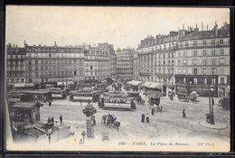 CPA 75 - Paris, La Place De Rennes - ND - Piazze