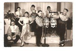 CPA JOJO BENOTTI Et Ses RYTHMES Groupe D'Enfants Musiciens - Musique Et Musiciens