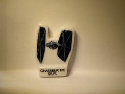 Fève.Star Wars. Chasseur Tie.  Fèves, Fève Ancienne.   (TPL4.2) - Cartoons