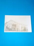 Carte Photo L'ancien Garage Chuard A Morteau Non Circulée - France