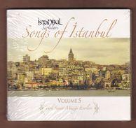 AC -  Istanbul şarkıları Songs Of Istanbul Volume 5 Türk Sanat Müziği Eserleri BRAND NEW TURKISH MUSIC CD - World Music