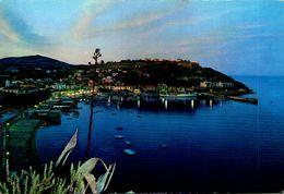 ISOLA D'ELBA - Porto Azzurro Di Notte - Non Classés
