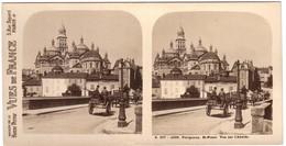 PERIGUEUX - Photo  Stéréoscopique -  St-Front,vue Sur L'abside. - Périgueux