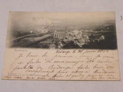 Carte Postale Luxembourg Rodange 1902 - Rodange