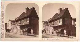 PERIGUEUX - Photo  Stéréoscopique - La Maison Du Moulin - Périgueux