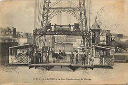 - Seine Maritime -ref-B714- Rouen - Pont Transbordeur - La Nacelle - Ponts Transbordeurs - Etat - - Rouen
