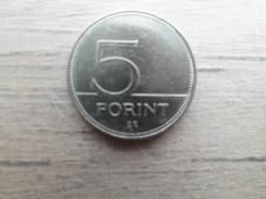 Hongrie  5  Forint  2008  Km 694 - Hongrie