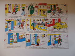 13 Cpsm Sur Des Artisans Signé Tienno. Voir Scan Dos. - Humour