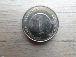 Slovenie  1  Tolar  1992  Km 4 - Slovénie