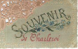 Souvenir De CHARLEROI - TOP CPA - Charleroi