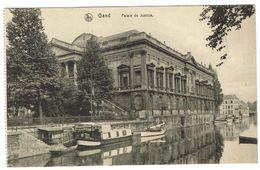CPA - BELGIQUE - GAND - Palais De Justice - - Gent