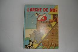 LIVRE ANCIEN 1948 BD DISNEY HACHETTE. WALT DISNEY. L ARCHE DE NOE. - Livres, BD, Revues