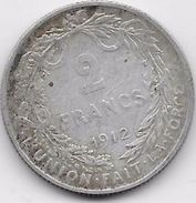 Belgique - 2 Francs 1911 - Argent - 1909-1934: Albert I