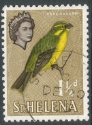 St Helena. 1961-65 QEII. 1½d Used. SG 177 - Saint Helena Island