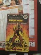 Masque Jaune - Books, Magazines, Comics