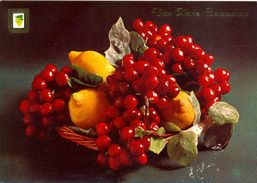Espagne - Fruits En Présentation - Escudo De Oro - 3877 - Flores, Plantas & Arboles