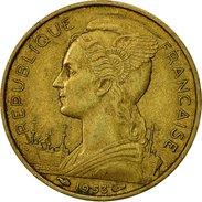 Madagascar, 20 Francs, 1953, Paris, SUP, Aluminum-Bronze, KM:7 - Madagascar