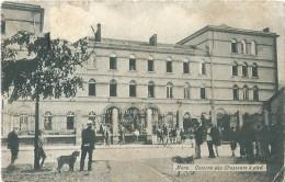 Mons - Caserne Des Chasseurs à Pied - 1907 - Mons