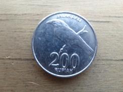 Indonesie  200  Rupiah  2003  Km 66 - Indonesia