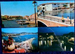 Port - Grimaud - Lot De 4 C.P - Port Grimaud