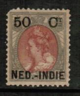 NETHERLANDS INDIES   Scott # 36*  MINT HINGED (couple Of Short Perfs.) - Indes Néerlandaises