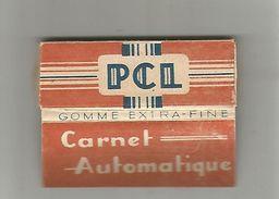 PAPIER A CIGARETTE PCL CARNET AUTOMATIQUE - Around Cigarettes