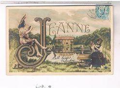 PRENOMS   JEANNE 1904   Y459 - Prénoms