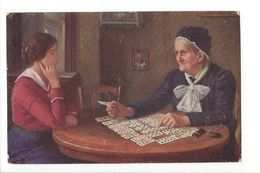 18212 - Alfred Russo Tireuse De Cartes - Playing Cards