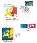 Romania 1991 1973 FDC Europe - 1948-.... Republics