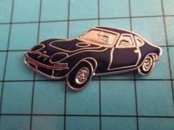 Pin513f Pin's Pins / Rare Et De Belle Qualité !!! AUTOMOBILES / Grand Pin's OPEL PETITE SPORTIVE BLEUE NUIT/NOIR Par FTP - Opel