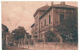 Cpa 79 Parthenay école Normale D'instituteurs - Parthenay