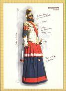 Geant REUZE PAPA  De CASSEL  Geant Du Nord Avec Description De La Tenue Mensurations Et Historique - Cassel