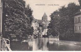 Cp , 67 , STRASBOURG , Près Des Moulins - Strasbourg