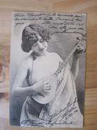 Carte Sans Legende - Femmes
