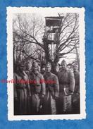 """Photo Ancienne - Champ De Tir De BIARD - Observatoire De La """" Fosse Tardive """" - 1934 - Régiment D' Artillerie - Lieux"""