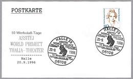 ASSITEJ - WORLD PROJECT THALIA THEATER. Teatro Para Infancia Y Juventud. Halle 1996 - Teatro