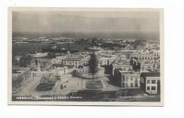 MESSINA PANORAMA E PIAZZA DUOMO VIAGGIATA FP - Messina