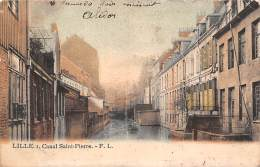 Lille      59          Canal St Pierre       (voir Scan) - Lille