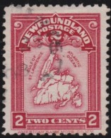 Newfoundlans    .    SG   .    94       .     O      .     Gebruikt   .    /      .        Cancelled - Newfoundland