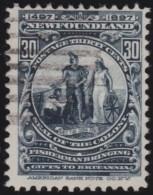 Newfoundlans    .    SG   .    77     .       O      .     Gebruikt   .    /      .        Cancelled - 1865-1902