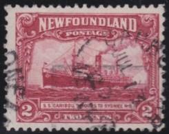 Newfoundlans    .    SG   .     165     .       O      .     Gebruikt   .    /      .        Cancelled - Newfoundland