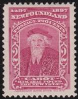 Newfoundlans    .    SG   .        67     .     *       .     Ongebruikt    .    /      .     Mint-hinged - Newfoundland
