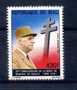 Thème Général De Gaulle - Mali - Yvert PA 402 Neuf Xxx - T 641 - De Gaulle (General)