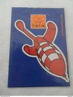 MAGNET  TINTIN   /  FUSEE - Magnetos