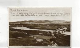 Postcard - Menai Straits - Card No.6182 - Dated On Rear Aug 23 1937 Very Good - Postcards