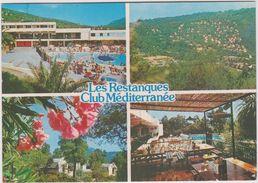 Var : GRIMAUD , Club  Méditérranée : Les   Restanques 1986 , St Pons  Les  Mures - Other Municipalities
