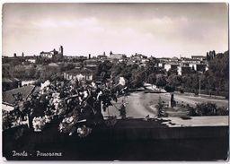 Imola-Panorama - Viaggiata 1953 - Imola